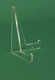 Miniature Triangular Easel.         Categ  20-117