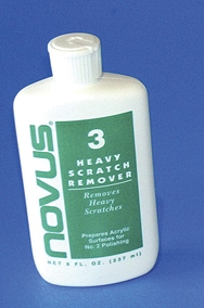 HEAVY SCRATCH REMOVER.        Cat. 30